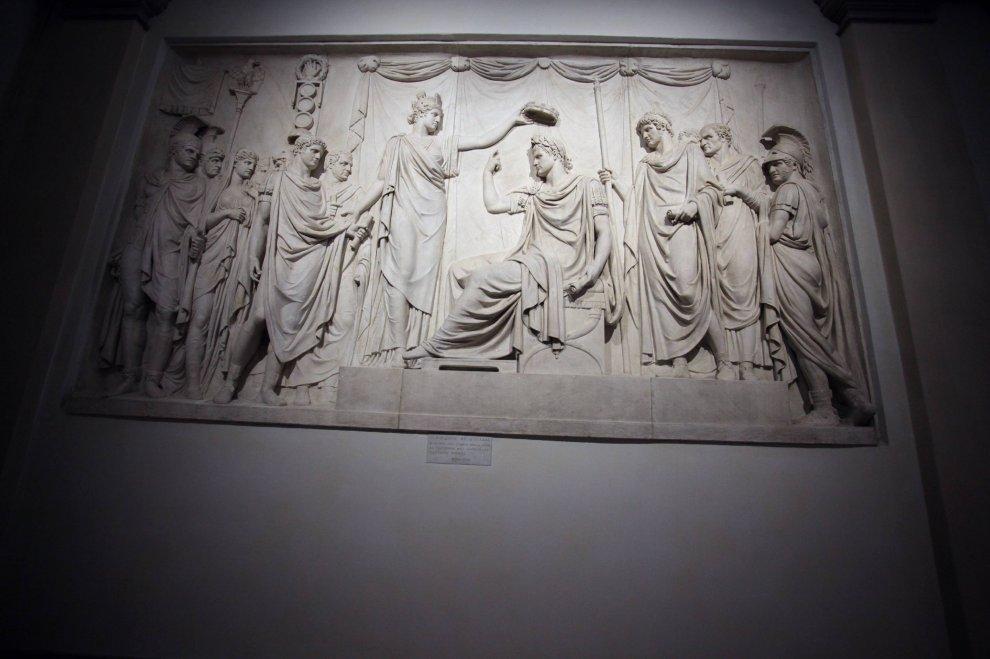 a Milano rinasce l'Atrio dei Gesuiti di Brera