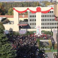 Milano, taglio del nastro per il mega tempio di Scientology: in 2mila alla cerimonia