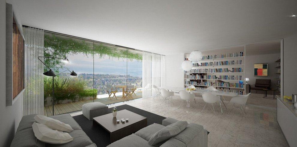 Il bosco verticale ha un erede nasce la torre dei cedri for Appartamenti di design milano