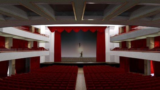Milano, su il sipario: rinasce il Lirico. Via al restauro del teatro da 16 anni nell'abbandono