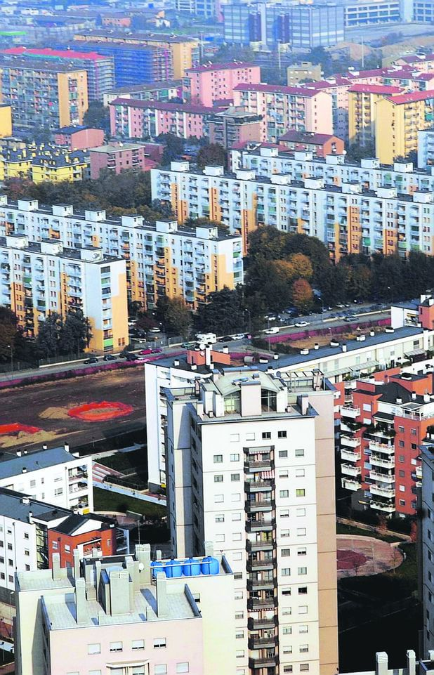 Milano rivoluzione in regione anche le case dei privati for Case affitto milano privati