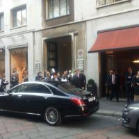 Renzi e Cook a Milano, vertice a tavola: ci si vede da Cracco