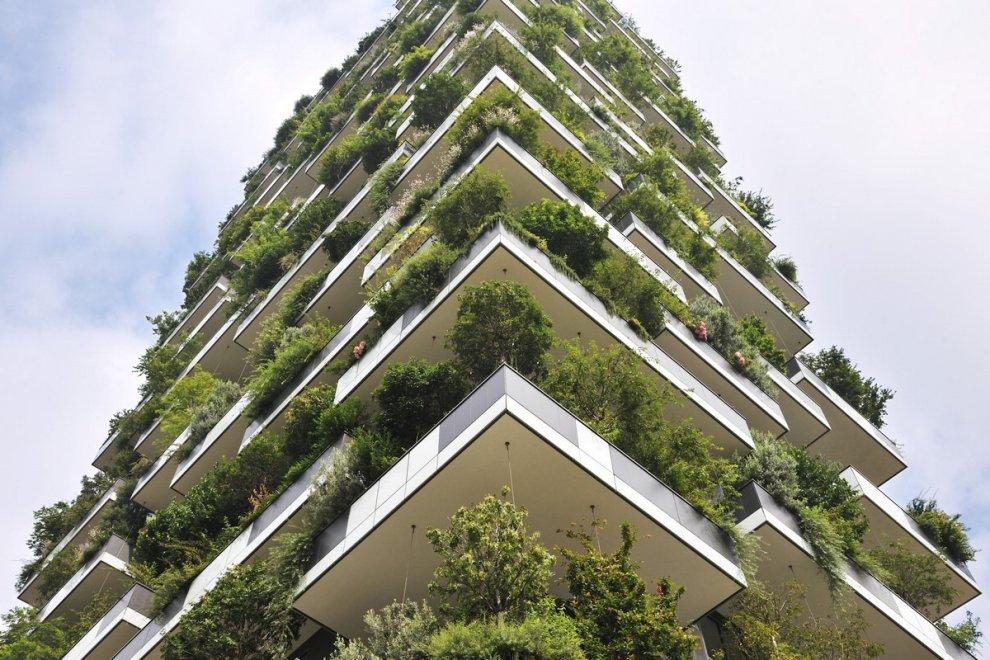 Il Bosco verticale è il grattacielo più bello del pianeta: batte il World Trade Center
