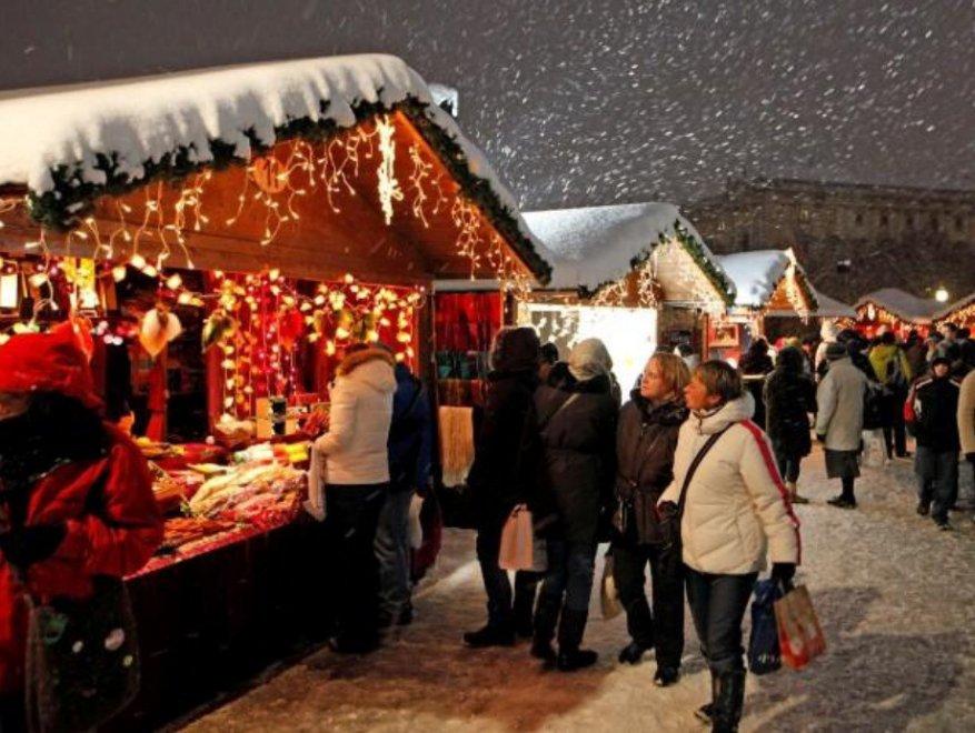 ecco il Christmas Village alla Darsena