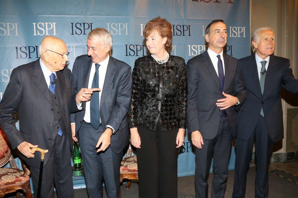 Milano: Napolitano premia Pisapia, Moratti e Sala per il successo di Expo