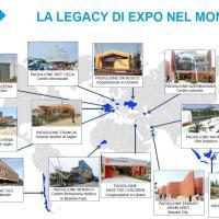 Expo, dove vanno i padiglioni: la mappa delle destinazioni finali