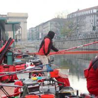 Milano, dopo trent'anni una gara di pesca torna in Darsena