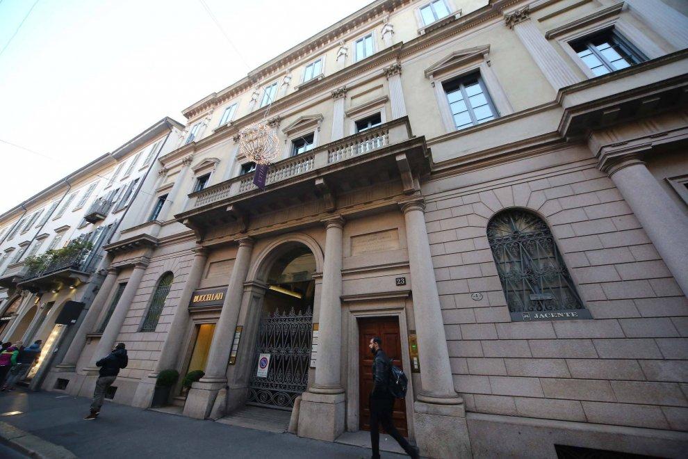 Milano, una vip lounge in Montenapoleone per i top spender del lusso