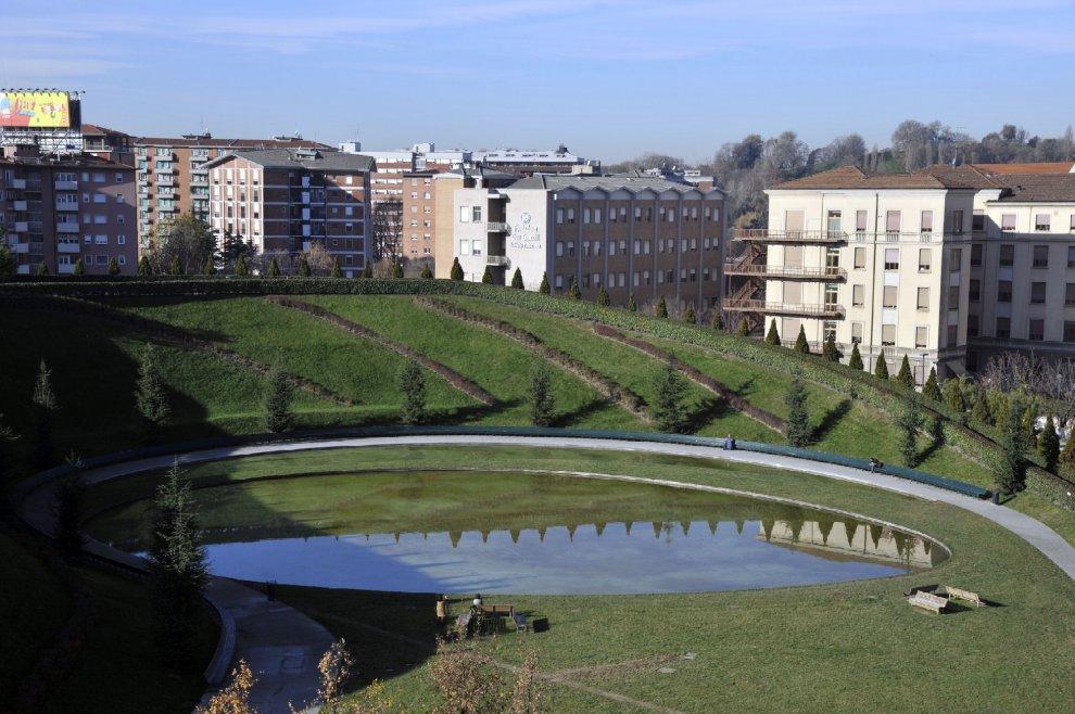 Milano laboriosa e bella il nuovo parco al portello for Viale serra milano