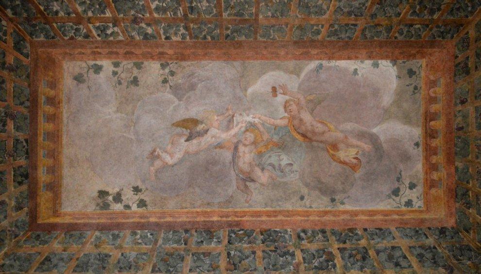Palazzo Ducale a Mantova, riapre la sala Cristoforo Sorte