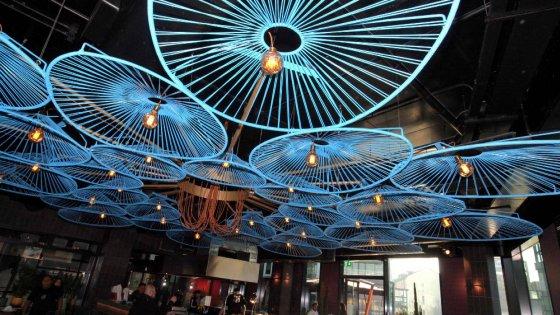 Milano, il ristorante messicano di Expo riapre sotto i grattacieli