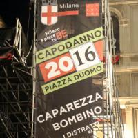 Capodanno blindato, in piazza Duomo metal detector e 200 agenti. Gli auguri di Pisapia: