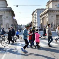 Milano, scesi i valori del Pm10. Mai così caldo da oltre un secolo