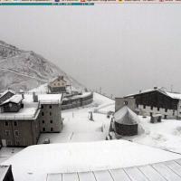 Lombardia, arriva la prima neve sulle montagne: webcam sulle Alpi