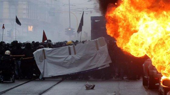 No Expo, Atene nega l'estradizione per cinque black bloc greci: ora sono tutti liberi