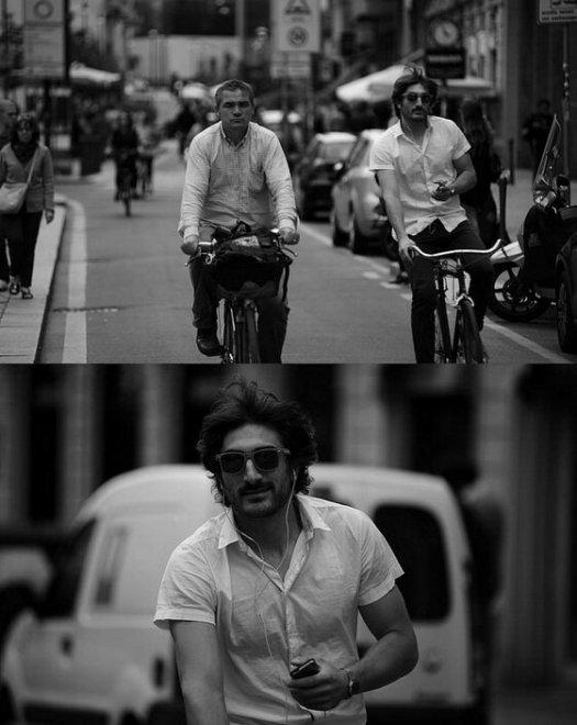 """La mia città pedala"": enciclopedia per immagini del ciclista milanese"