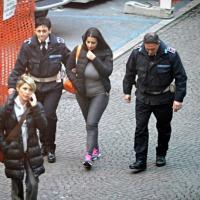 Aggressioni con l'acido a Milano, Martina Levato in tribunale il giorno della sentenza