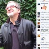 Maroni cambia pelle su Fb:
