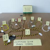 Collane e perline: i simboli dei latinos di Milano