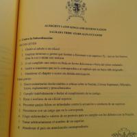 La legge secondo i Latin King: pene e processi nel 'Libro negro'