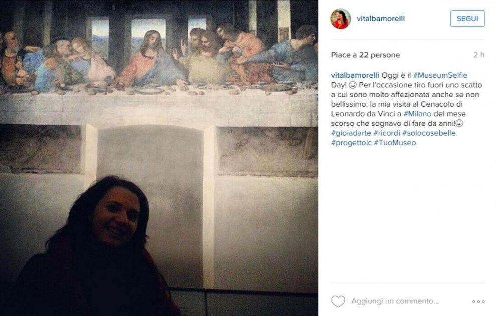 Museum Selfie Day, in posa davanti a Gauguin o al Toti