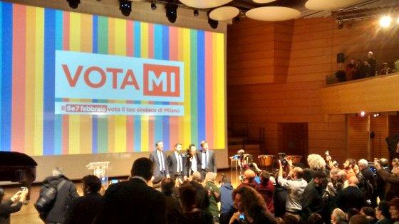 """""""Periferie, local tax e la riapertura dei Navigli"""", quattro ricette per Milano nella sfida tra candidati alle primarie"""