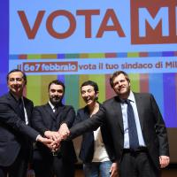 Primarie Milano, il confronto tra i candidati sindaco