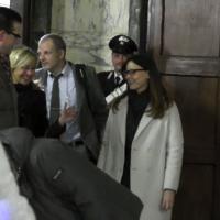 Acido, parla Boettcher: Lucia Annibali in aula accanto alle famiglie delle vittime