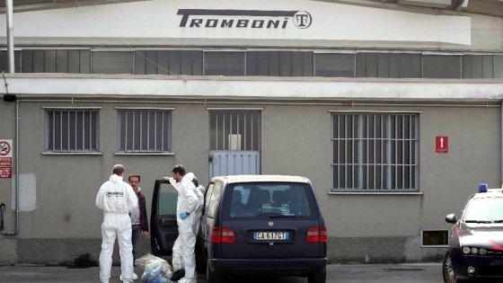 Imprenditore ucciso nella sua azienda nel Milanese: i carabinieri arrestano il fratello