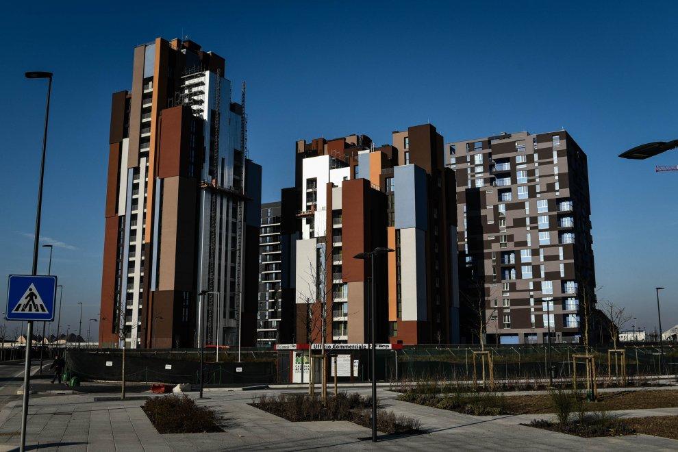 Cascina merlata in affitto gli appartamenti dei delegati for Appartamenti arredati in affitto milano