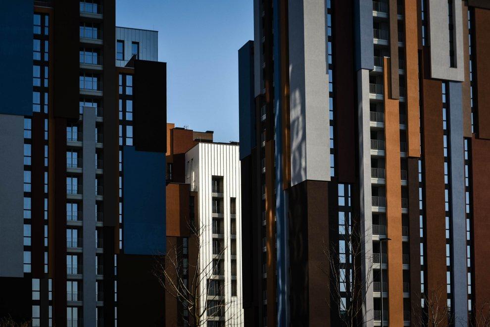 Cascina merlata in affitto gli appartamenti dei delegati for Appartamenti in affitto milano