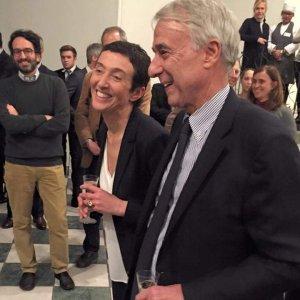 """Milano, Pisapia brinda con la Balzani e annuncia: """"Voterò la mia vicesindaca"""""""