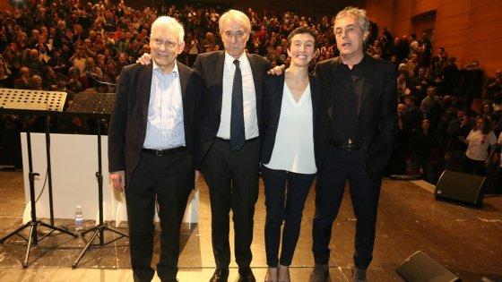 """Primarie, Pisapia sponsor di Balzani attacca i ministri pro-Sala: """"Partito della Nazione? Mai a Milano"""""""