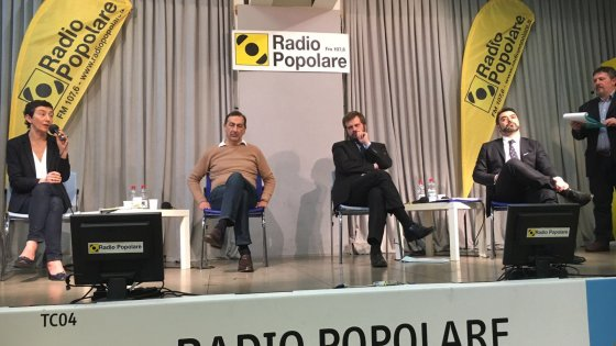 """Primarie Milano, scintille e colpi bassi tra i candidati. Sala: """"Prendetevela con me, ma lasciate fuori Expo"""""""