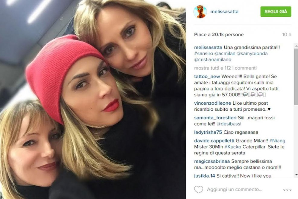 Milan-Inter a San Siro, da Salvini a Emis Killa: il derby dei famosi è su Twitter