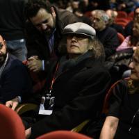 Milano, il ritorno di Grillo a teatro: in platea Casaleggio e di Maio