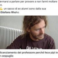 Bergamo, 11 anni fa fece pipì in un cespuglio: prof licenziato. I social si mobilitano