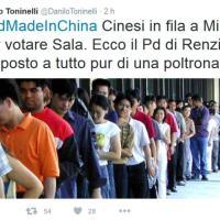 Primarie Milano, gaffe a 5 Stelle: il portavoce scivola sulla foto dei cinesi