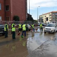 Milano, pioggia e maltempo fanno scattare il pre-allarme Seveso: