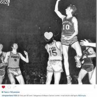 L'Olimpia Milano festeggia 80 anni, l'album amarcord è su Instagram