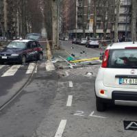Milano, schianto a sirene spiegate: grave carabiniere 26enne