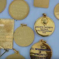 Le medaglie di Giacinto Facchetti recuperate nell'auto dei ladri