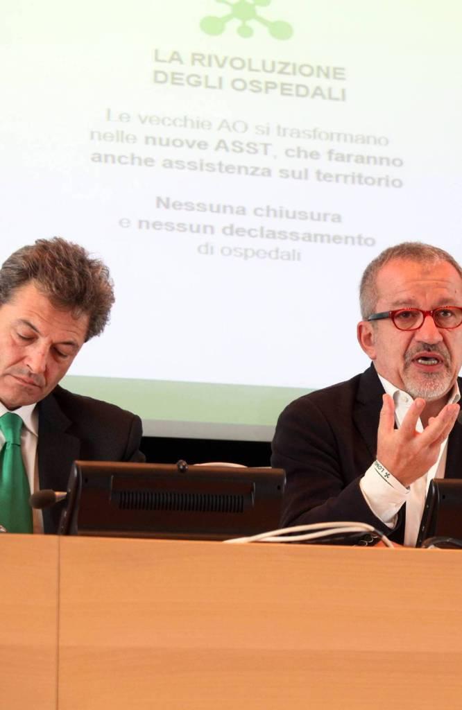 Tangenti sanità in Lombardia, un'Authority in Regione: Maroni si affida a Cantone