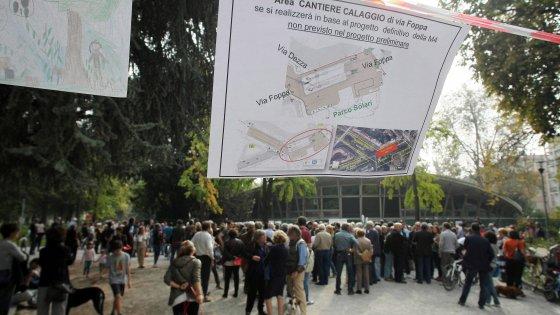 Milano, la super talpa della M4 pronta a bucare il centro: la mappa dei 13 cantieri, 850 i nuovi alberi