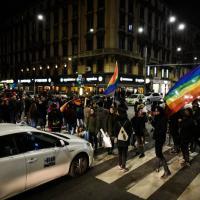 Unioni civili, la comunità Lgbt di Milano scende in strada:
