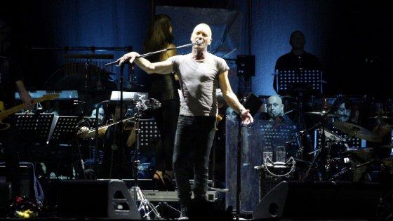 Sting, Santana e Plant: star del rock e graffiti d'autore. L'estate milanese è ad Assago