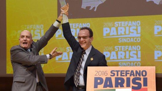 Milano, Parisi: Se vinco io governerà Salvini? Sciocchezza di Sala