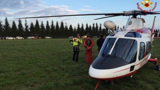 Ultraleggero precipita nel Varesotto, pilota e passeggero muoiono nello schianto