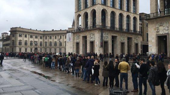 E' stata una Pasqua d'arte, 10mila i visitatori nei musei di Milano. E Mantova fa il pieno di turisti
