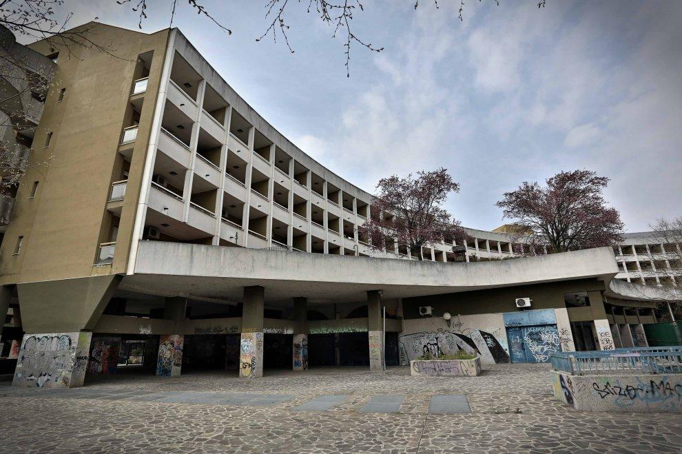 Milano, Unipol e Bocconi fanno rivivere la piazza dimenticata tra le torri di Ligresti